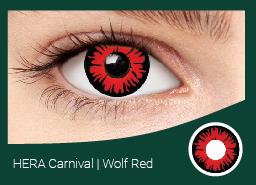 ЭРА карнавал Красный Волк